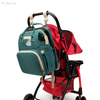 2020 New large capacity multi-functional backpack foldable diaper backpack with bed