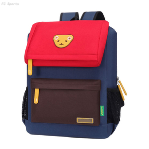 Cute Bear Kids School Backpack for Elementary School children school bag