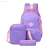 3 pcs/sets High Quality School backpack Fashion School bag set for Teenagers
