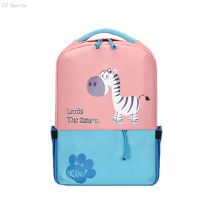 High Quality new cartoon children's school bag 3-7 years school bag for kids