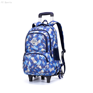 New Fashion Removable Children School Bags Waterproof school trolley bag