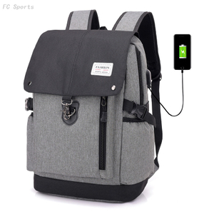 Business Travel backpack Men Smart USB Charging Laptop bags backpack for man