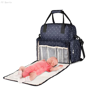 Add to CompareShare Large Diaper Bag Multi-Function Baby Travel Backpack Nappy Tote baby bag