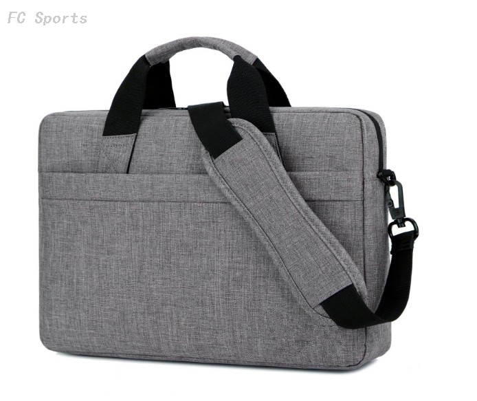 Add to Compare Share Hot selling tough nylon 15 inches computer shockproof pad type laptop bag