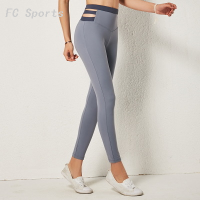 Summer New Comfortable Thin Yoga Pants Women Perspiration Quick-drying Peach Hip Fitness Pants Hips Sweat Sweat Pants