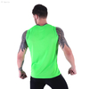FC Sports Men Clothing Sleeveless Shirts Tank Tops Gym Yoga Train Wear