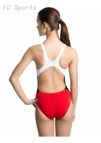 FC sports Monokini women's swimwear training suit , small order, stocklots