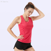 Sports Yoga Tank Clothes Active Wear Workouts Tops Dry Fit Fitness Women