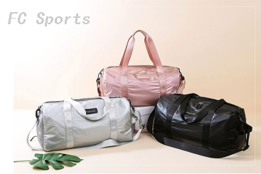 2019 Nylon Sport Gym Bag Women For Shoe Travel Sports Bag Ladies New Shoulder Training Yoga Bags
